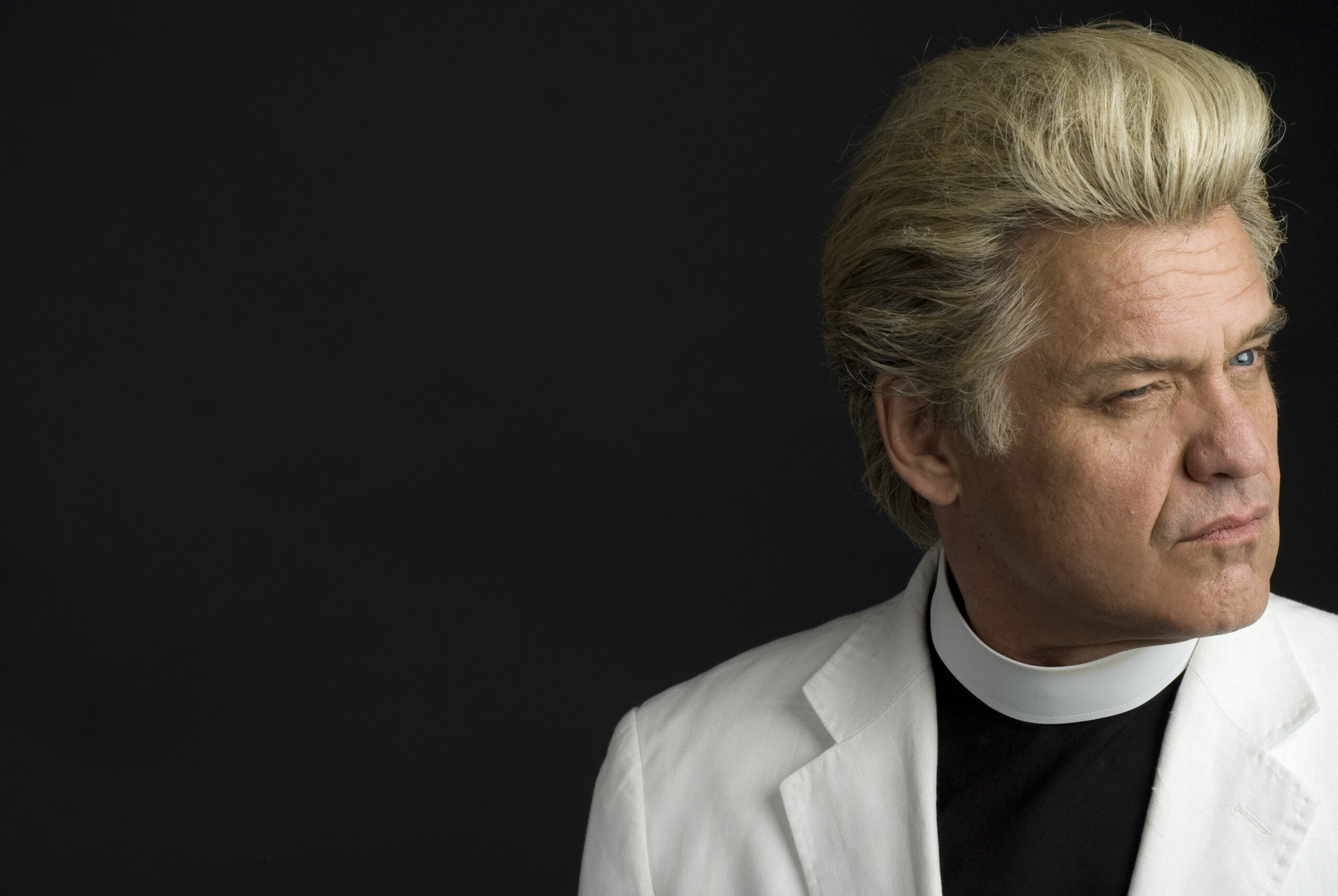 Reverend Billy Talen headshot