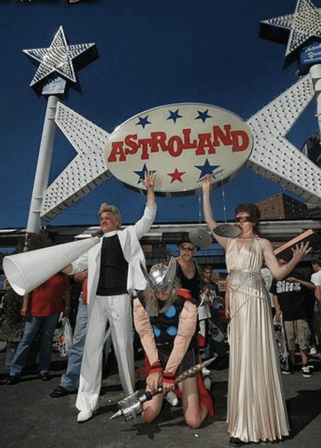RevBilly at Astroland